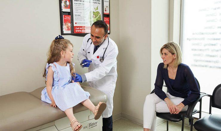 Family Doctor and Clinic Ottawa Toronto